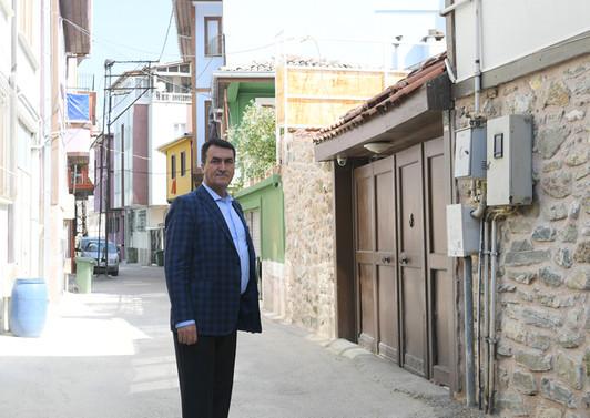 Bursa'nın eski şehir'i turizmin itici gücü olacak