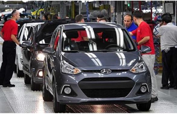 Hyundai'nin Kocaeli fabrikasında üretim duruyor