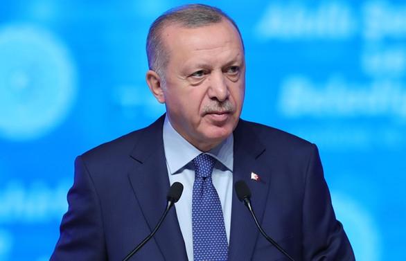 Erdoğan: İnsanı öncelemeyen bir şehrin aklı da olmaz