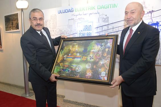 Şehrin Işıkları Sergisi Ankara'da