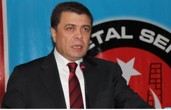 Türk Metal ve MESS 20 Ocak'ta tekrar görüşecek