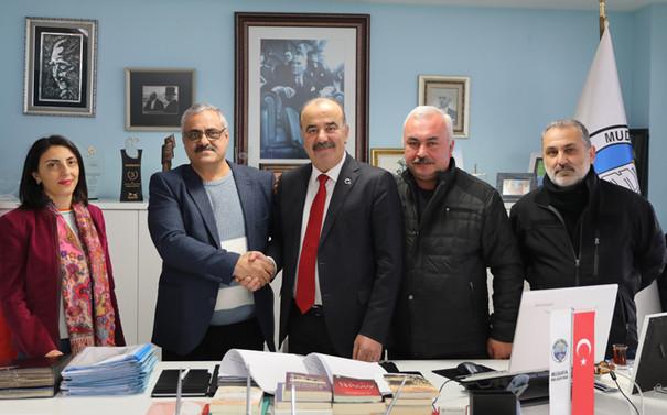 Mudanya Belediyesi'nden aile içi şiddete toplu sözleşme kalkanı