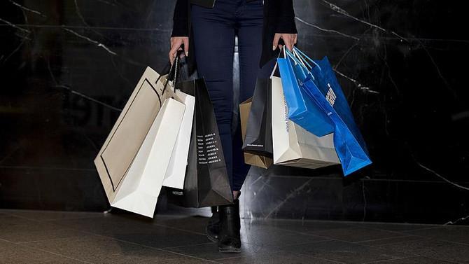 Alışveriş üç yılda ikiye katlandı