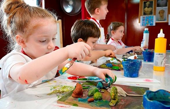 Yarıyıl tatilinde çocuklarınıza sanat molası için 5 öneri