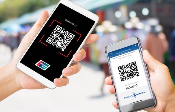 UnionPay kullanıcıları İş Bankası aracılığıyla QR ile ödeme yapabilecek