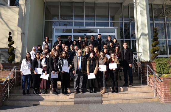 Geleceğin İK'cıları Uludağ Üniversitesi'nden