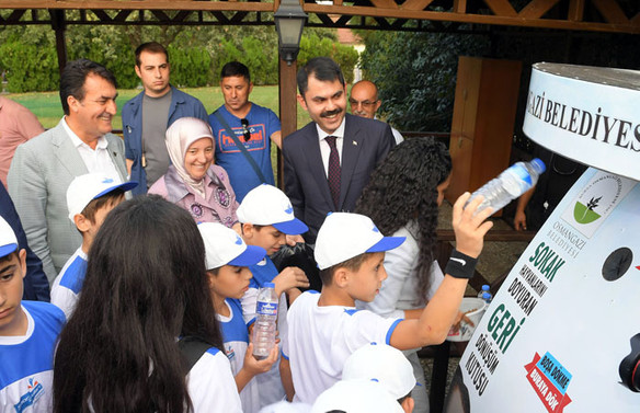 Osmangazi'den geri dönüşüme tam destek