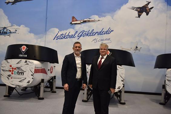 """""""Havacılık alanında işbirliği yapmayı hedefliyoruz"""""""