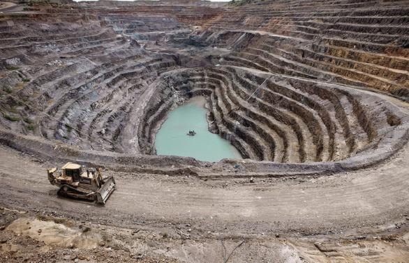 Altın üretiminde yeni rekor hedefleniyor