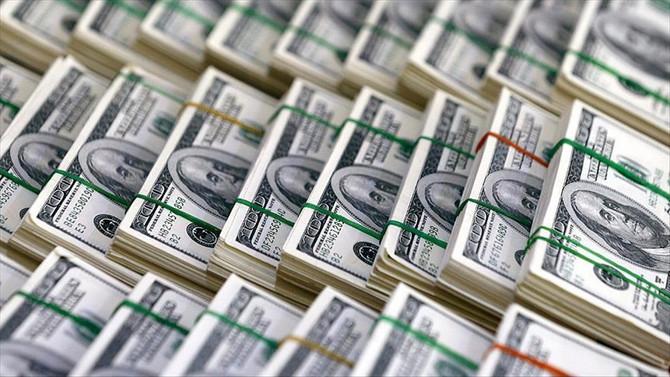 TCMB'nin resmi rezervleri 105,5 milyar dolar