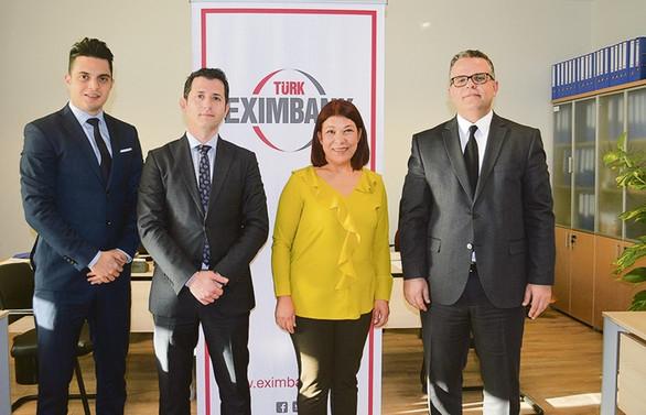 Türk Eximbank, Mersin'de ihracatçılara doğrudan hizmet vermeye başladı