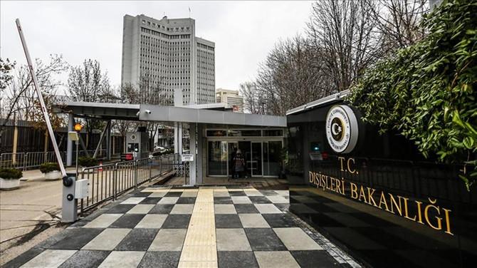 Dışişleri Bakanlığı: Çin'deki Türk vatandaşlarının tahliyeleri için çalışma başlatıldı