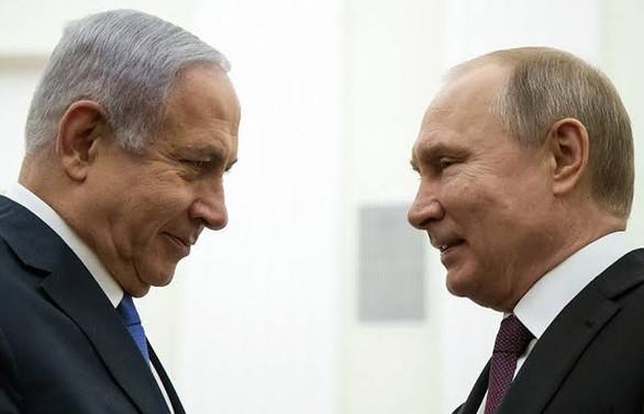 Putin ve Netanyahu, ABD'nin Orta Doğu planını görüştü