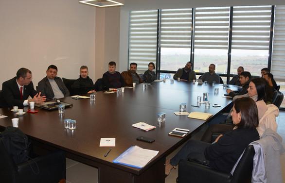 ÇTSO, Ur-Ge projeleriyle, kentin rekabet gücünü yükseltmeyi hedefliyor