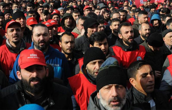 Birleşik Metal-İş, 5 Şubat'ta greve gidiyor