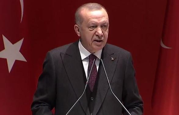 Cumhurbaşkanı Erdoğan'dan yeni askeri harekat sinyali