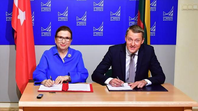 Türkiye, Litvanya'da altyapı projelerine talip
