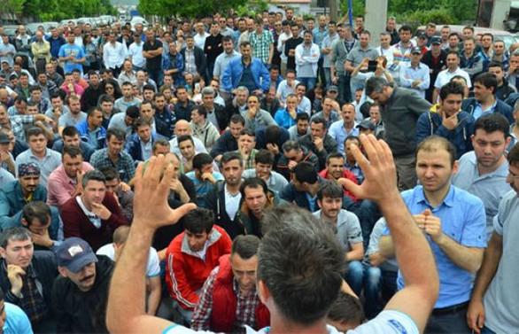 Türkiye'de 14 milyon işçiden sadece 2 milyonu sendikalı