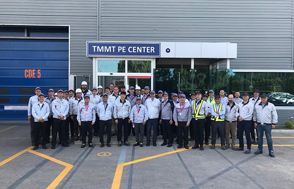 Toyota Türkiye, akıllı sistemler ihraç edecek