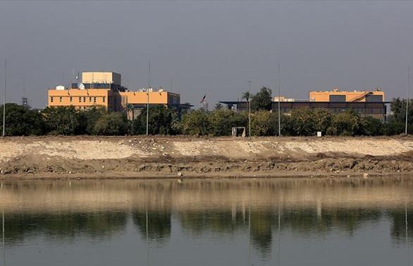 Irak'ta ABD askeri üssüne ve büyükelçilik yakınına füzeli saldırı düzenlendi