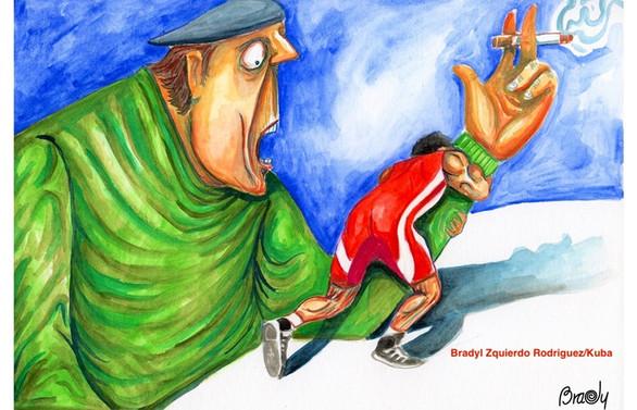 Ünlü karikatüristler, Yeşilay Karikatür Yarışması'nda