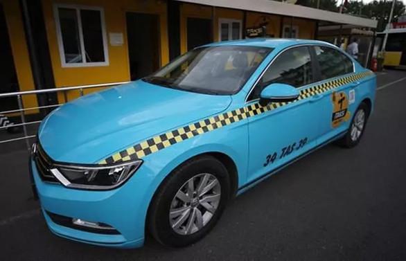 Turkuaz taksiler sarıya dönmek istiyor