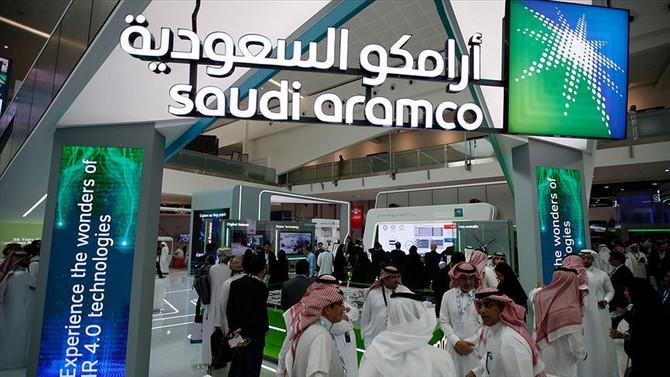 Saudi Aramco hisselerinde sert düşüş