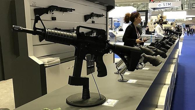 Silah ve mühimmat yatırımları 11 ayda 2 milyar liraya yaklaştı