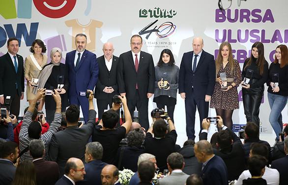 Bebe-çocuk konfeksiyonu sektörü Bursa'da buluşuyor