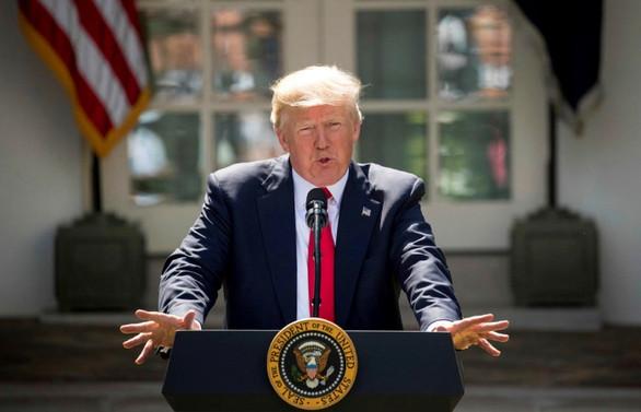 Trump: Barış isteyen herkesle barış istiyoruz
