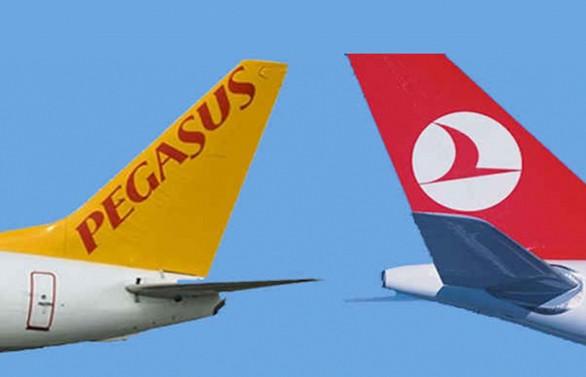 THY ve Pegasus, İran-Irak seferlerini durdurdu