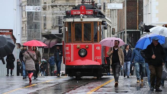 İstanbul, Kocaeli ve Sakarya'da yağmur bekleniyor