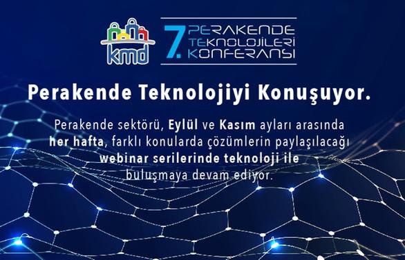 7. Perakende Teknolojileri Konferansı 7 Ekim'de başlıyor
