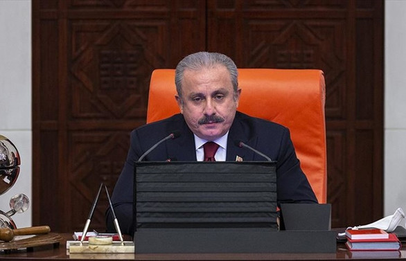 Şentop: Türkiye vatan savunmasında Azerbaycan'ın yanında yer alacaktır
