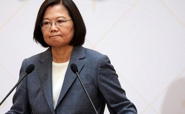 Tayvan lideri Tsai Çin ile gerilimin düşmesini istiyor