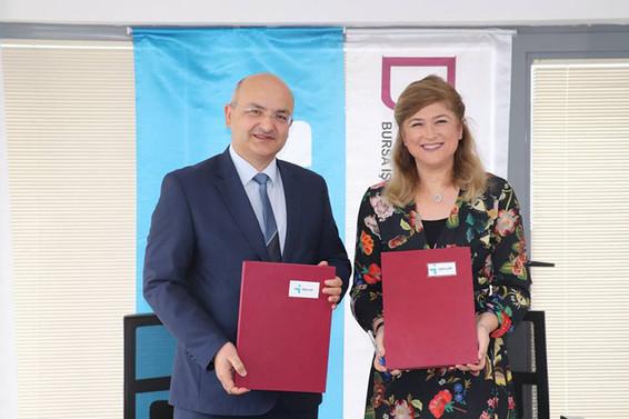 BUİKAD, İşkur ile işbirliği protokolü imzaladı
