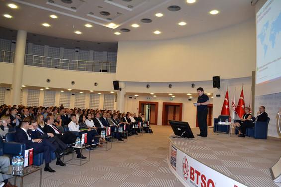 7. Mükemmellik için Sürekli İyileştirme Konferansı yapıldı