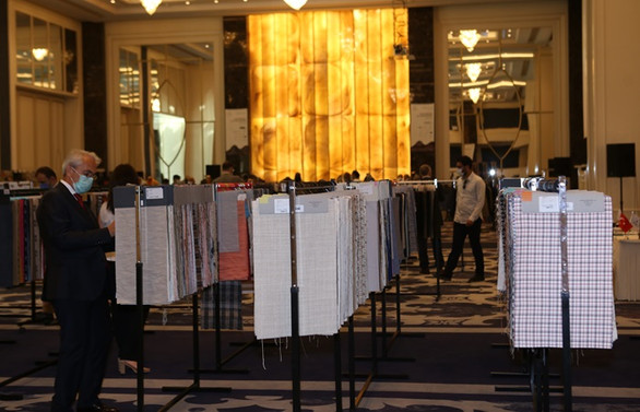 İtalyan kumaş üreticileri Türk markalarıyla bir araya geldi