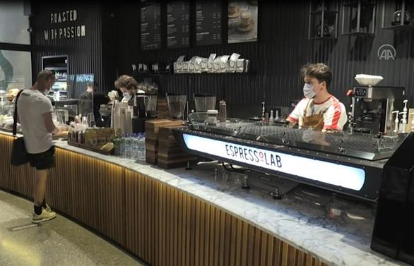Yerli kahve dükkanları zinciri Espressolab'den yurt dışına yatırım atağı