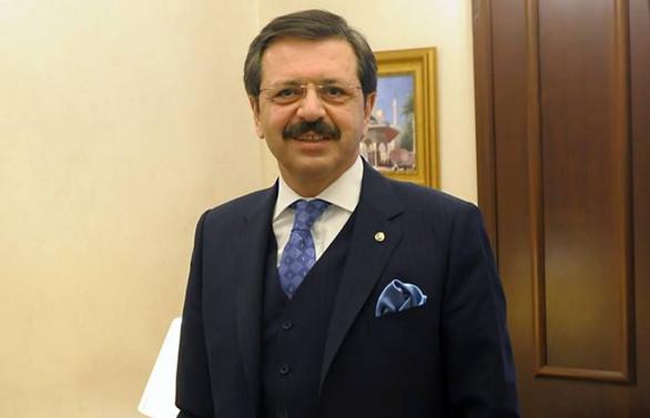 TOBB Başkanı Hisarcıklıoğlu: Standartlar Milli Takımı'nı oluşturacağız