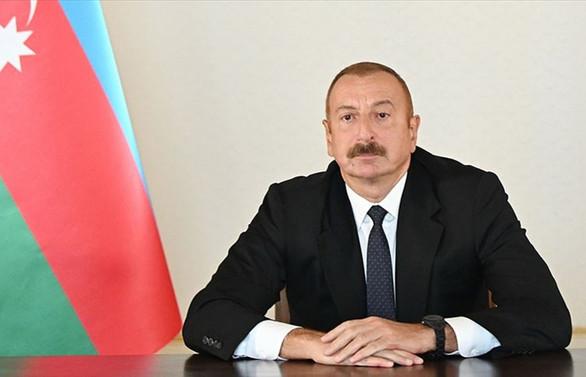 Aliyev'den Dağlık Karabağ açıklaması