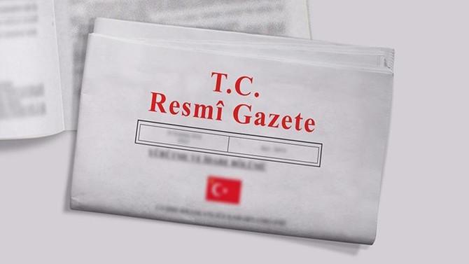 Atamalar Resmi Gazete'de yayımlandı