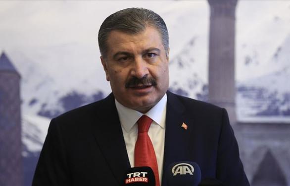 Sağlık Bakanı Koca'dan COVID-19 uyarısı: Birçok ilde artış eğiliminde