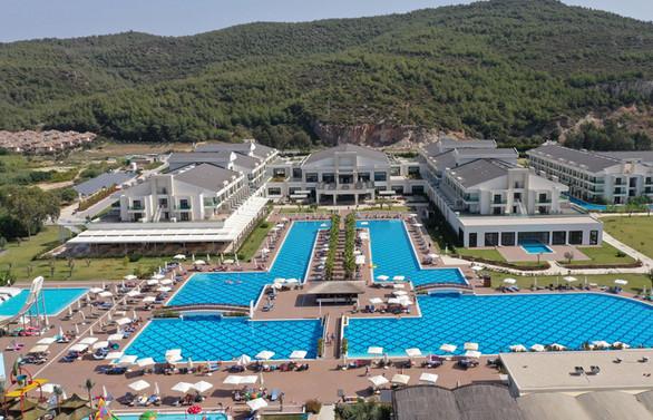 Güvenli turizmde otellerdeki doluluk yüzde 80