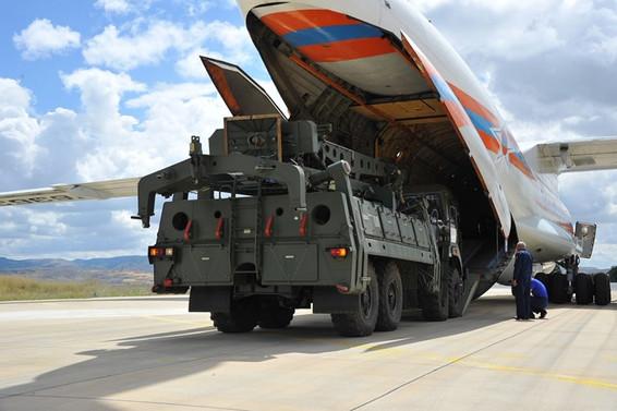 Reuters'ten Sinop iddiası: S-400'lerin test sahası yakınlarında füze ateşlendi
