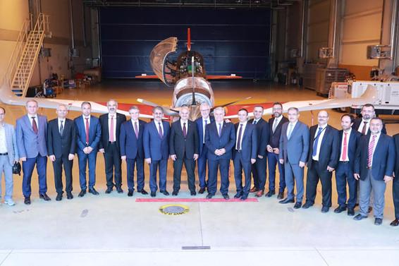 Uzay ve hava sanayii mühendisleri Uludağ'dan çıkacak