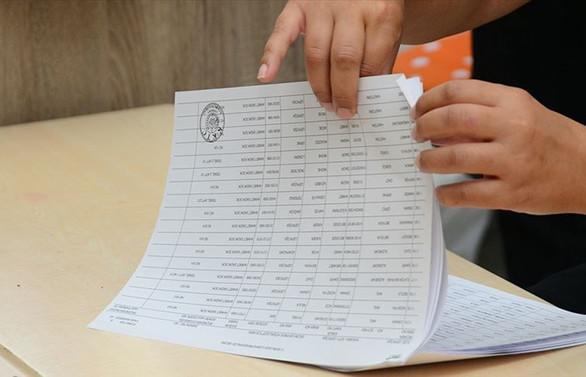 KKTC cumhurbaşkanı seçiminin ikinci turu için sandığa gidiyor