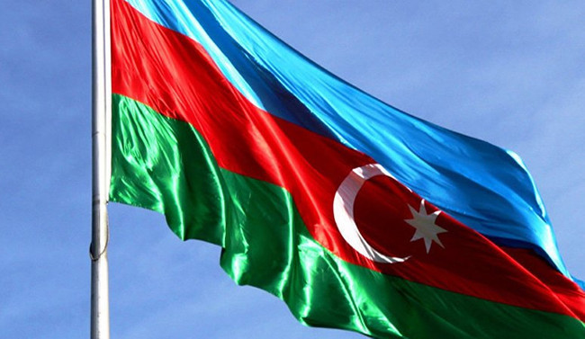 Azerbaycan Cumhuriyeti Bağımsızlık Günü'nü kutluyor