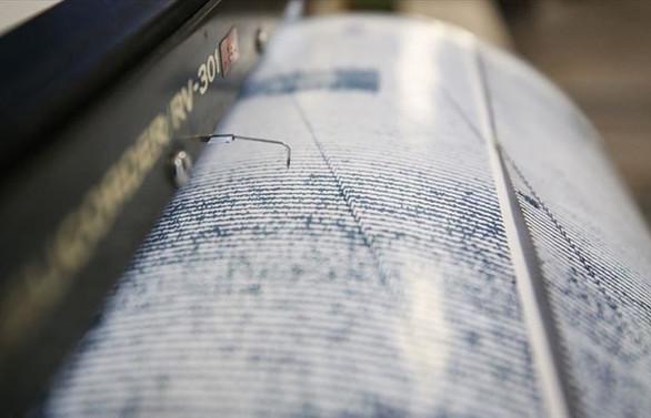 Ege Denizi'nde 4,3 büyüklüğünde deprem oldu