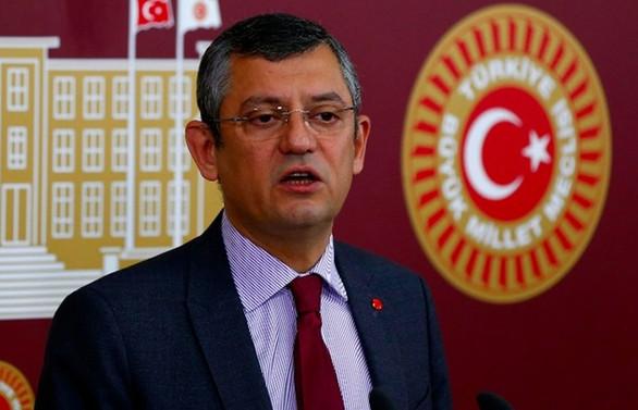 CHP'li Özel: İktidar, 12 yılda 6'ncı kez kara para düzenlemesi getiriyor